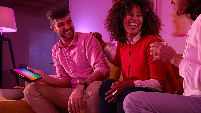 Philips Hue Starter Kit | $140 | Amazon