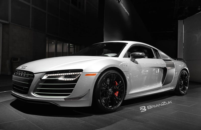 Illustration for article titled Audi R8Competition 1 of 80