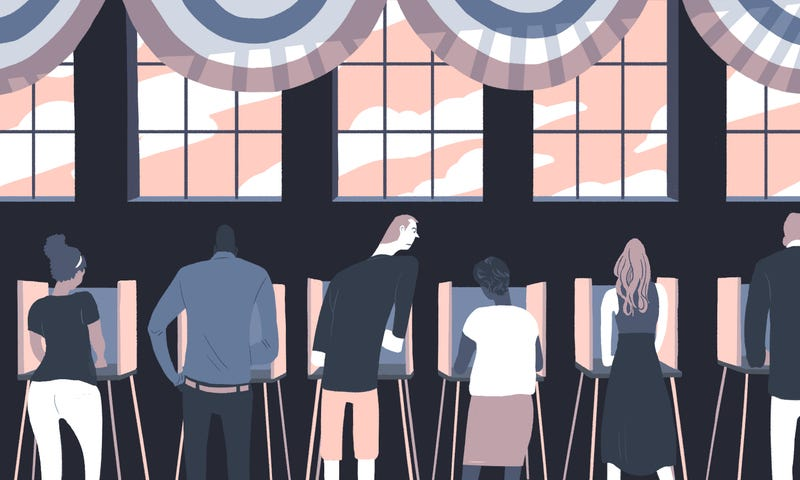 Illustration for article titled Learn About Your Local Elections Now So You Don't Fake It In the Voting Booth