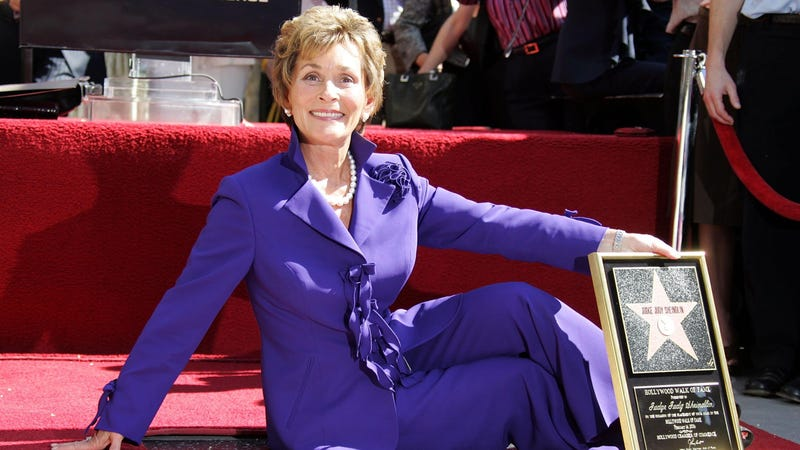 Illustration for article titled Like Me, Judge Judy Thinks Litterers Should Be Given the Death Sentence