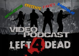 Illustration for article titled Kotaku Video Podcast (Now With Zombies)