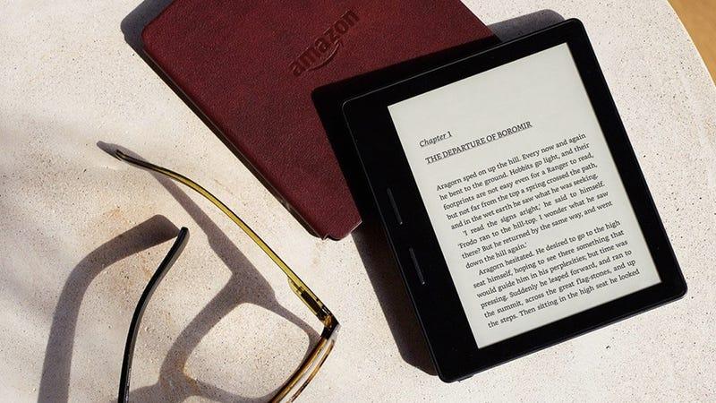 Kindle Oasis | $300 | Amazon