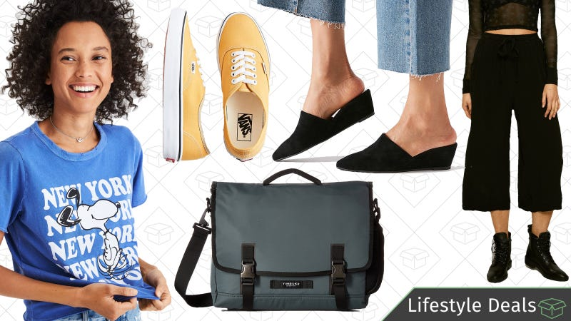 Illustration for article titled Wednesday's Best Lifestyle Deals: Timbuk2, American Eagle, Urban Outfitters, and More