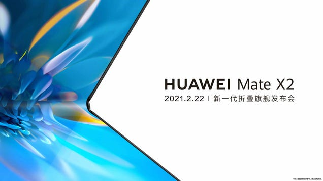 We ll Finally See Huawei s Next Foldable Phone This Month