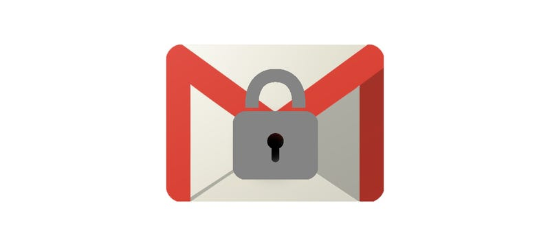 Illustration for article titled Every Gmail Message You Send Will Now Be Protected by Encryption