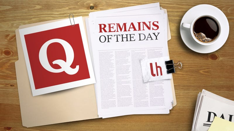 Illustration for article titled Remains of the Day: Quora Curbs Spam and Harassment by Limiting Anonymous Usage