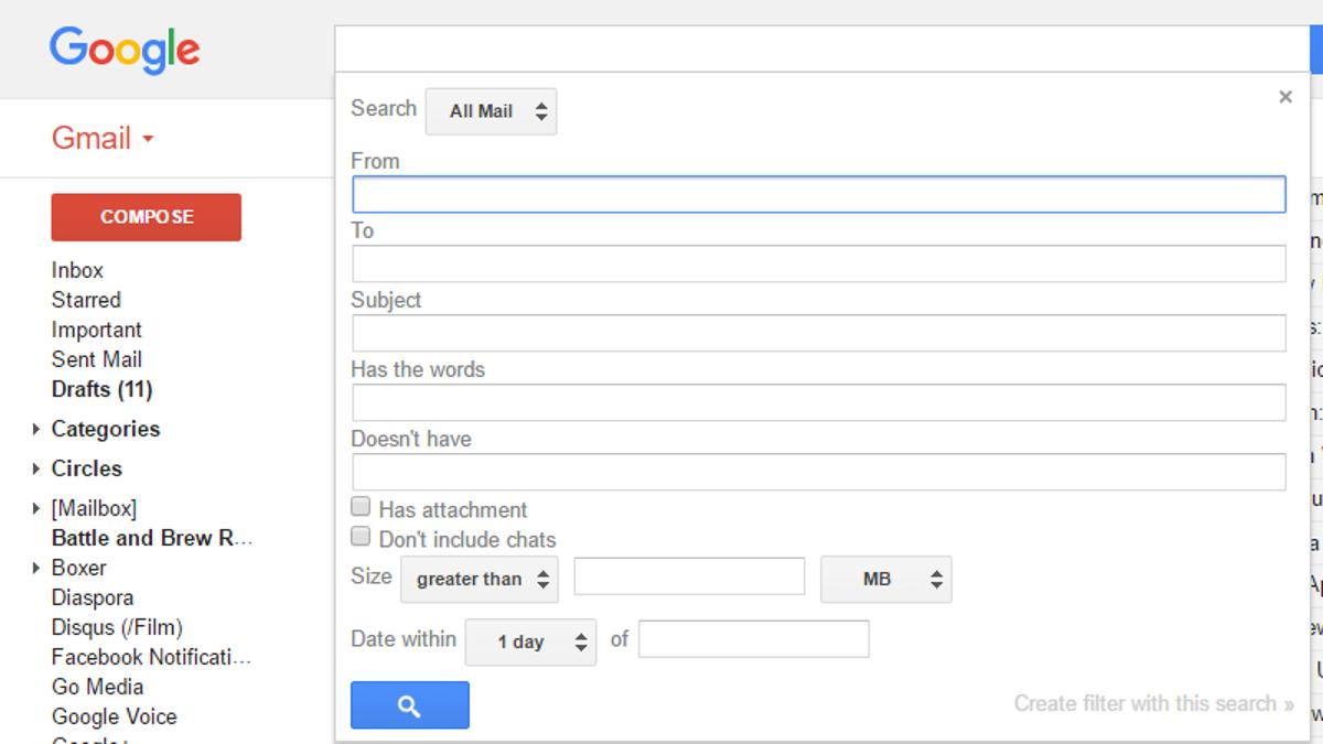 Webmail Showdown: Gmail vs  Outlook com