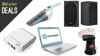 Illustration for article titled Deals: 3-in-1 Travel Companion, Chromebook with Lifetime 4G, Smoothies