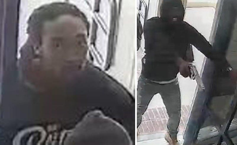 These two alleged attackers are wanted by the New York City Police Department.The NYPD
