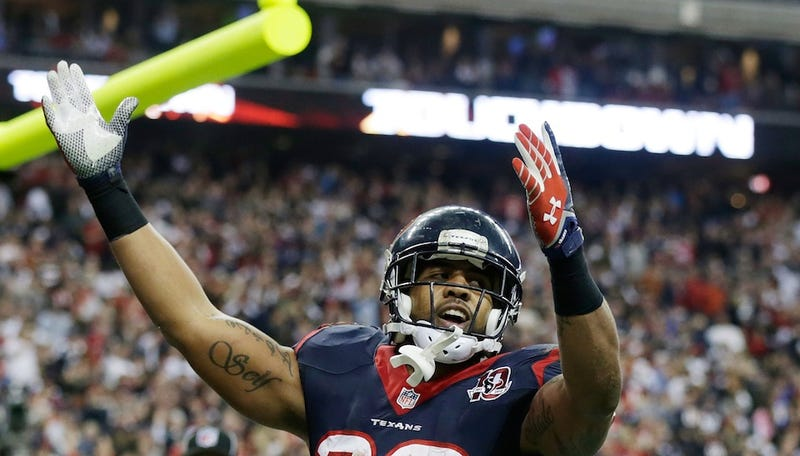 Illustration for article titled Arian Foster Took Special Exception To Dan Shaughnessy's Especially Terrible Texans Column