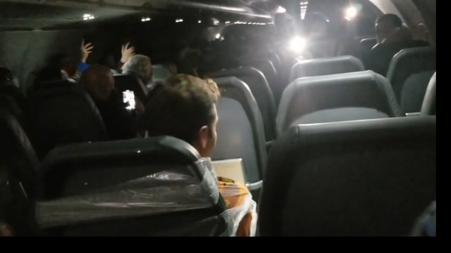 Frontier Airlines Attendants Put on Paid Leave After Duct-Taping Violent Passenger to Seat