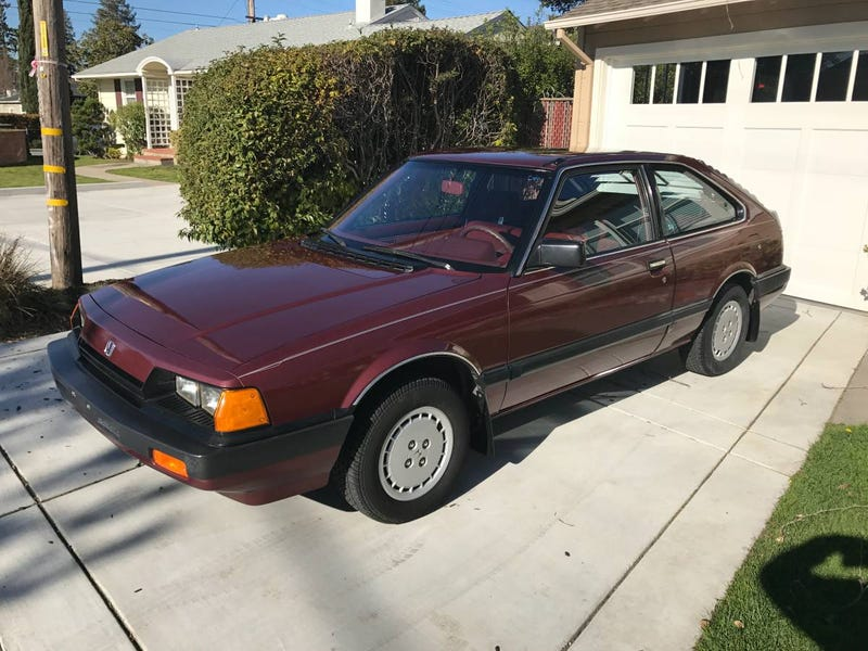 Illustration for article titled Would Buying This 1984 Honda Accord LX For $3,700 Make Your Nana Proud?