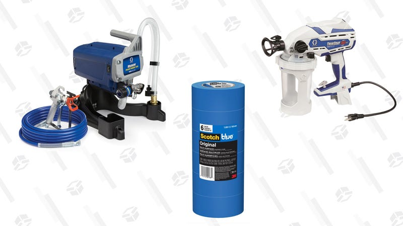 Up to 30% off Select Paint Sprayers and Supplies | Home Depot