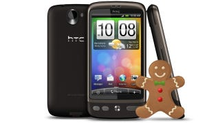 "Illustration for article titled HTC Finally Pushes Gingerbread to Desire, But Only For ""Expert Users"""