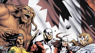 """Illustration for article titled Wednesday's comics will have you warbling """"O Canada"""""""