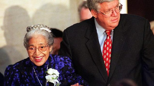 The gop s rosa parks tweet was lazy politics - Centre commercial rosa parks ...