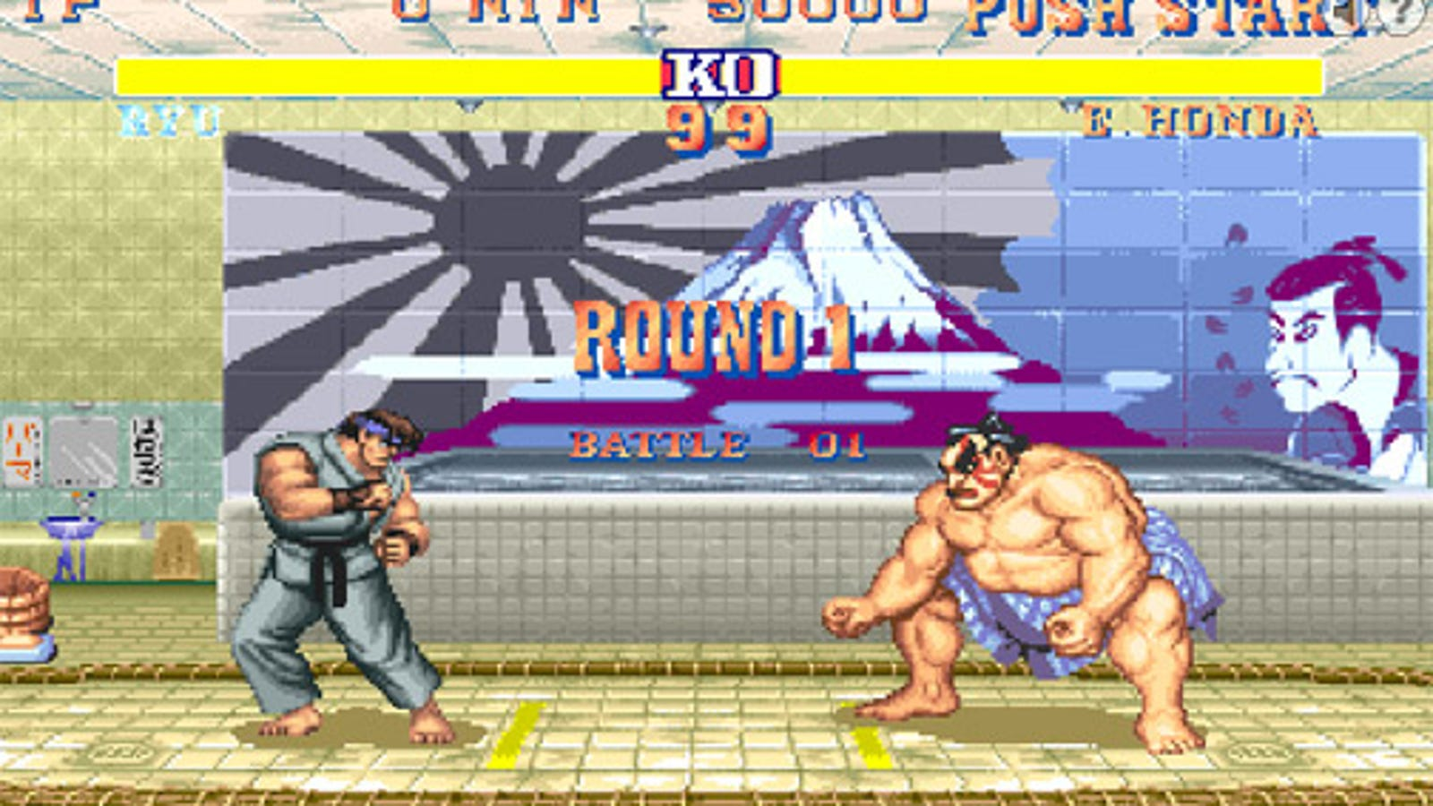 Play Street Fighter Ii Ce In Your Web Browser
