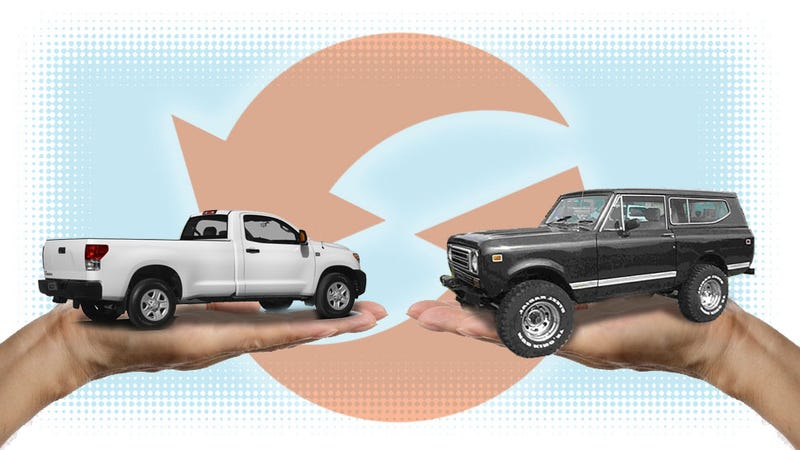 How I Successfully Traded Cars With Some Guy From Craigslist