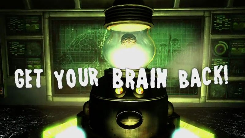 Illustration for article titled Fallout: New Vegas' Old World Blues Isn't Exactly Brain Surgery