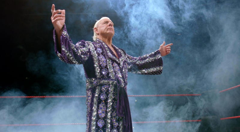 Ric Flair (Photo: ESPN Films)