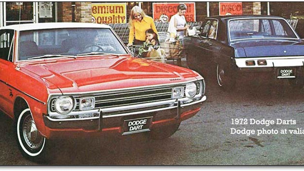 Dodge Dart The Little Chrysler That Could 1987 Diplomat Wiper Wiring