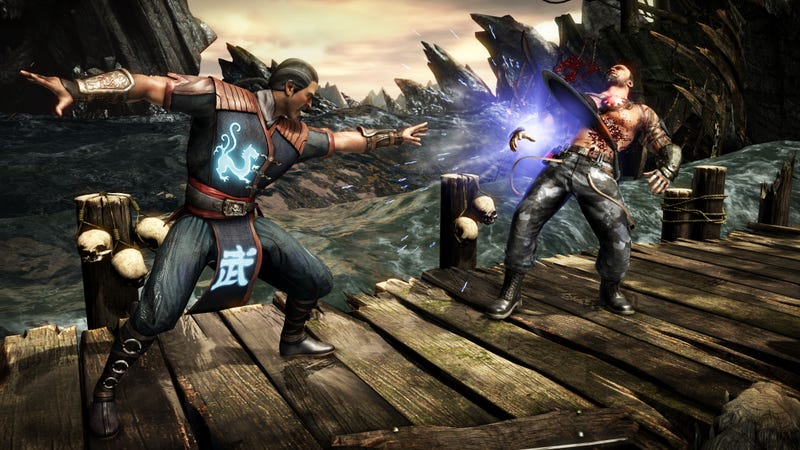 Illustration for article titled Mortal Kombat X's PC Patch Erasing People's Saves [UPDATE: Patch Pulled]