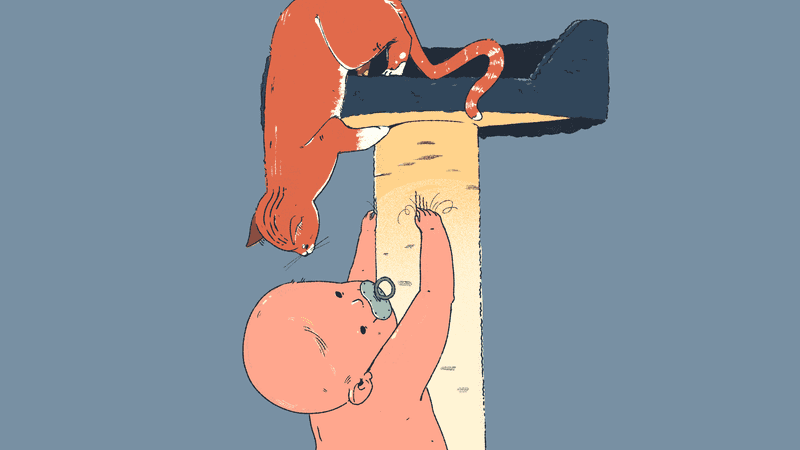 Illustration for article titled How to Trim a Baby's Nails