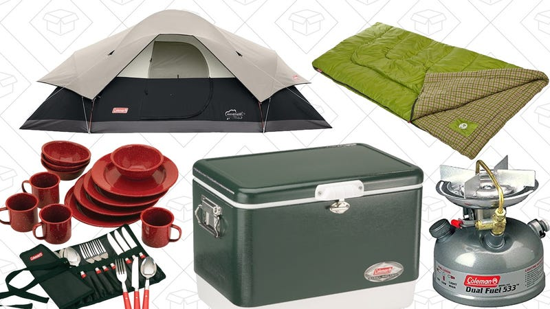 Get Out of Town With Amazon s One-Day Camping Gear Sale d0f684049
