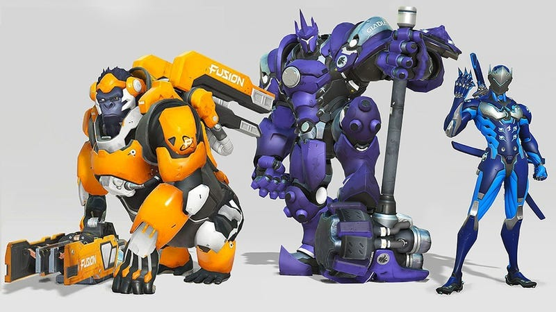 Illustration for article titled Fans Have Spent Over $150,000 Cheering Overwatch League Teams On Twitch