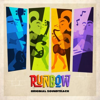 Illustration for article titled Runbow OST Goes Live!