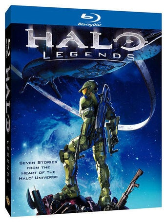 Illustration for article titled Halo Legends Hits Blu-ray, DVD Today... Who's Getting It?