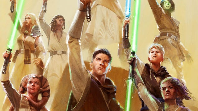 The High Republic, a New Era of Star Wars Storytelling, Is Here