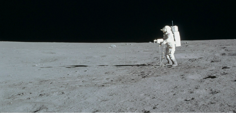 RIP Astronaut Edgar Mitchell, The Past Part Of Apollo 14