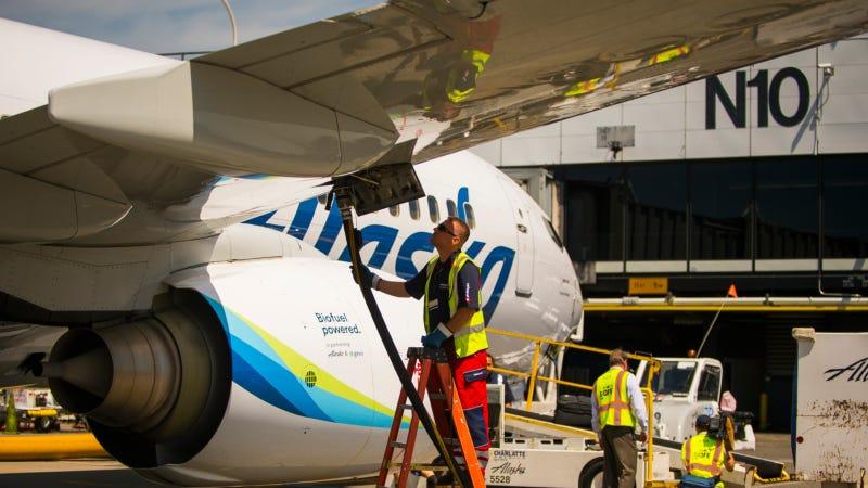 Ingrid Barrentine/Alaska Airlines