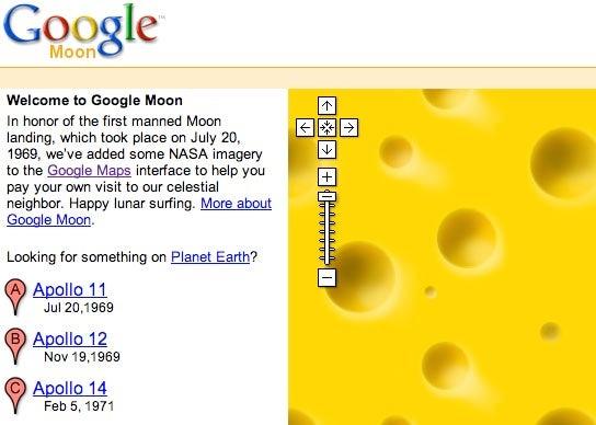 The 10 Geekiest Google Easter Eggs