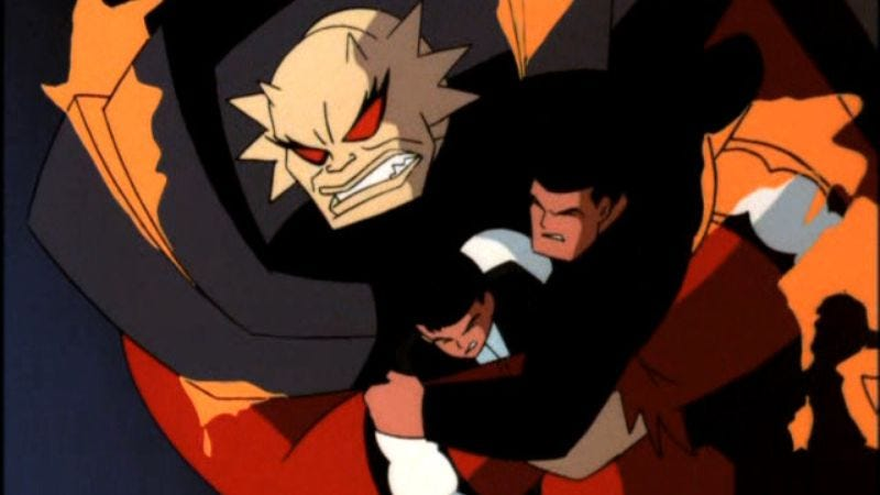 """Batman: The Animated Series: """"The Demon Within"""""""