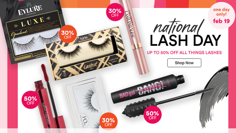 Up to 50% Off Lashes, Mascara, and More | Ulta