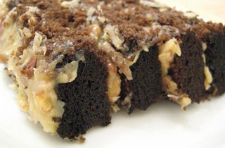 Illustration for article titled German Chocolate Cake Isn't From Germany and Everything You Believe Is a Lie