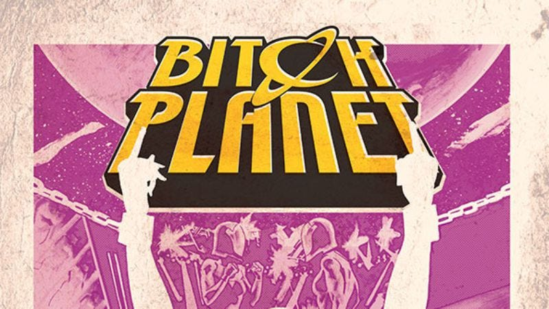 Illustration for article titled Bitch Planet soars, Secret Six stumbles, and Superior Foes says goodbye