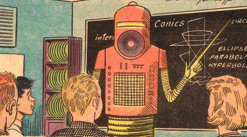Illustration for article titled Robot Fact-Checkers Are Coming Soon