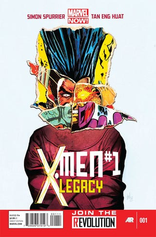 Illustration for article titled Fox and Marvel Announced Two X-Men Shows: Legion and Hellfire