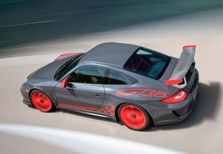 Illustration for article titled Ultimate Porsche 911 GT3 RS Rumored For 997 Finale