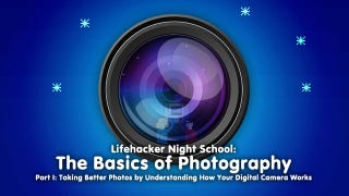 Illustration for article titled Basics of Photography: Taking Better Photos by Understanding How Your Digital Camera Works