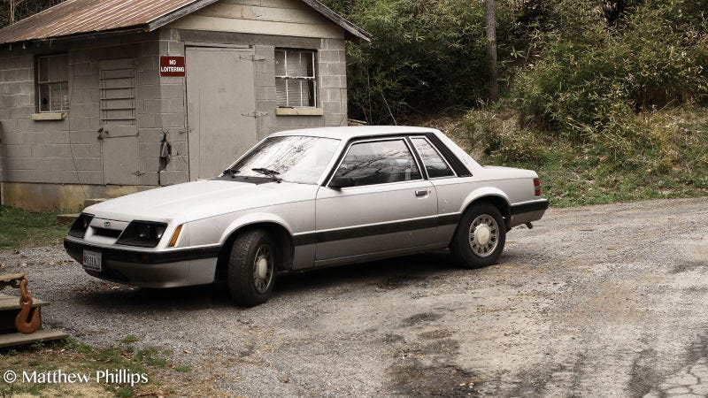 Illustration for article titled Life with a Foxbody Slowstang