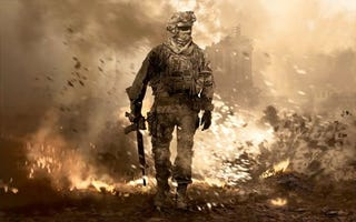 Illustration for article titled Modern Warfare 2 Resurgence Map Pack Deploys Next Month