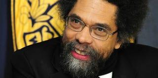Cornel West (Karen Bleier/ AFP/Getty Images)
