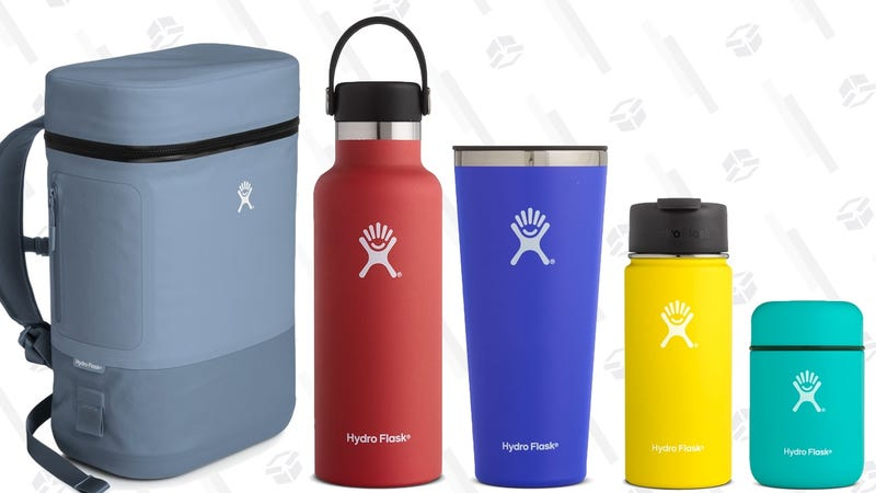 25% Off Sitewide | Hydro Flask | Discount shown at checkout