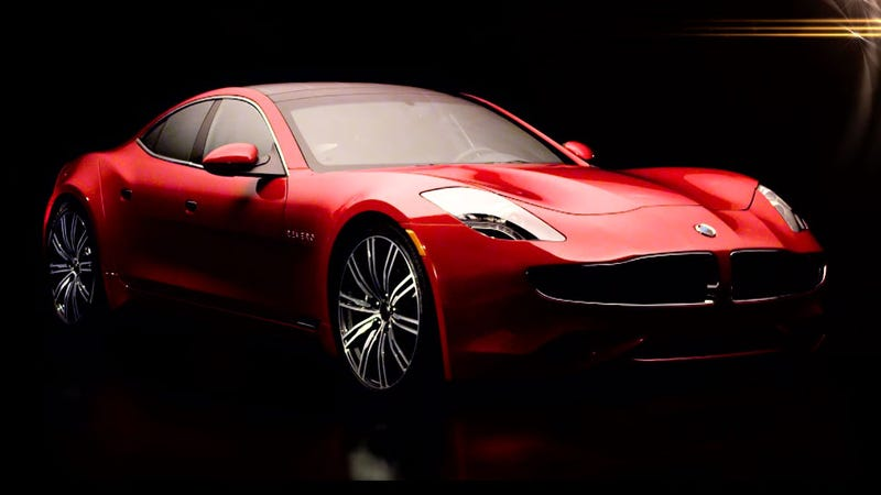 The Karma Revero Is A Slightly Updated Fisker Karma And That's A Good Thing