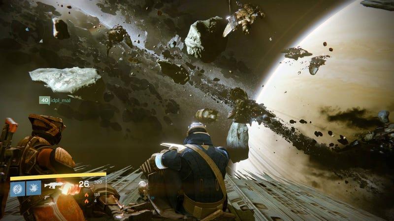 Illustration for article titled Destiny: The Taken King Kicks Ass So Far