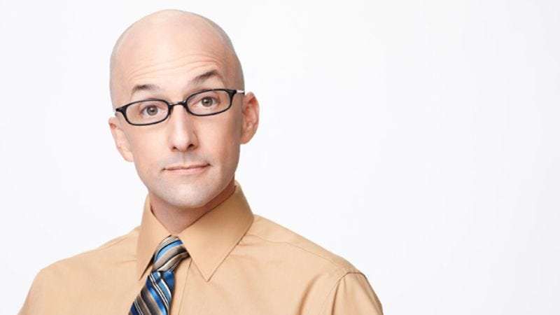 Illustration for article titled Jim Rash